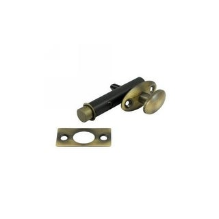 """Deltana MB175 Mortise Bolt with 7/8"""" Projection"""