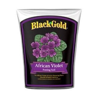 Black Gold 1410502 8QT P African Violet Potting Mix, 8 Quart