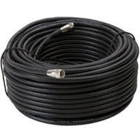 VG110006B Coaxial Cable Rg6 100 Ft. - Black