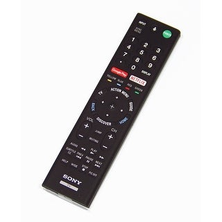 Shop Oem Sony Remote Control Originally Shipped With Xbr