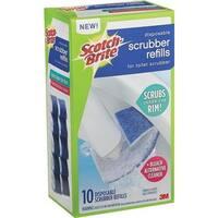 3M Toilet Scrubber Refills 558-RF-4 Unit: EACH