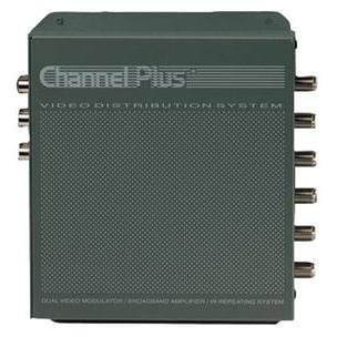 Channel Plus MPT3025G All-in-One Multiroom Video Distribution System with Dual Input Modulator