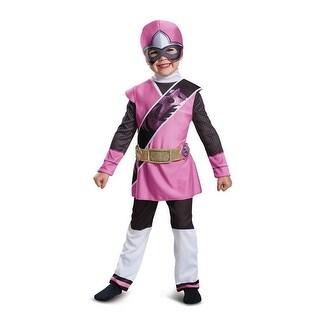 Pink Ranger N Steel Child Costume