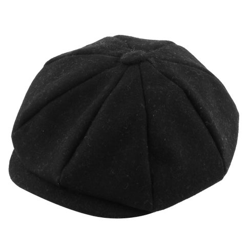 Winter Warm Vintage Style Newsboy Ivy Cap Driving Elastic Flat #1 Beret Hat