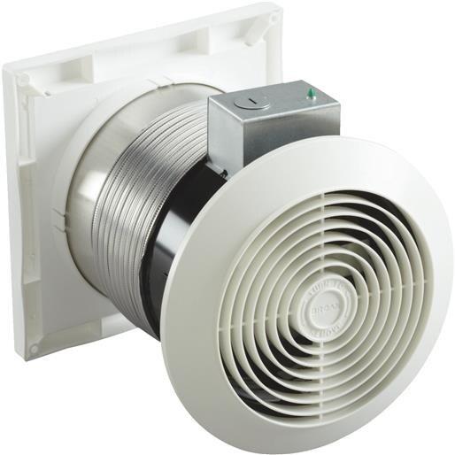 Shop Broan Nutone Wall Ventilator 512m Unit Each Free