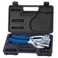 Eurotool EuroPower Punch Round Hole Punch Pliers For Sheet Metal