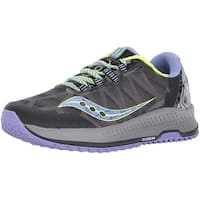 Saucony Womens KOA TR Fabric Low Top Lace Up Running Sneaker