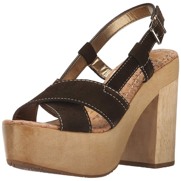 212f6097254c Shop Sam Edelman Women s Mae Platform Sandal - 8 - Free Shipping On ...