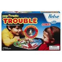Hasbro HSBB9057 Retro Series Trouble Game