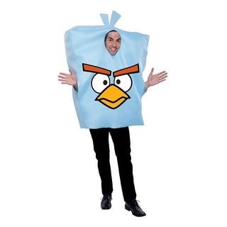 Angry Birds Ice Bomb Bird Halloween Costume sz Standard - standard - one size