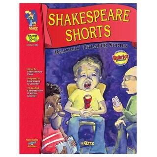 On The Mark Press OTM1868 Shakespeare Shorts 2-4 Readers Theatre