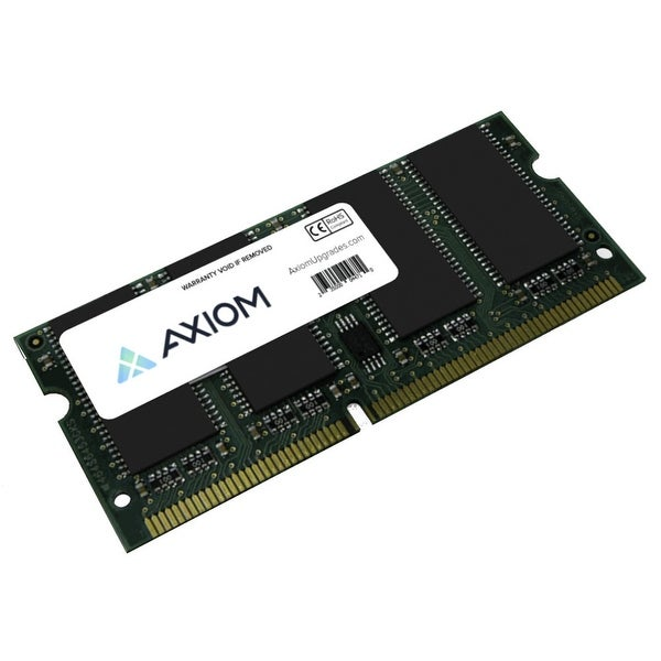 Axion 197898-B25-AX Axiom 256MB SDRAM Memory Module - 256MB (1 x 256MB) - 133MHz PC133 - SDRAM - 144-pin