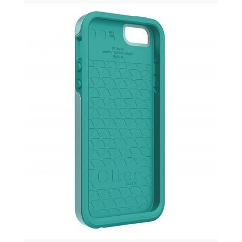 save off 27f40 174c1 Shop OtterBox Symmetry Case for Apple iPhone 5/5s/SE - Aqua Sky ...