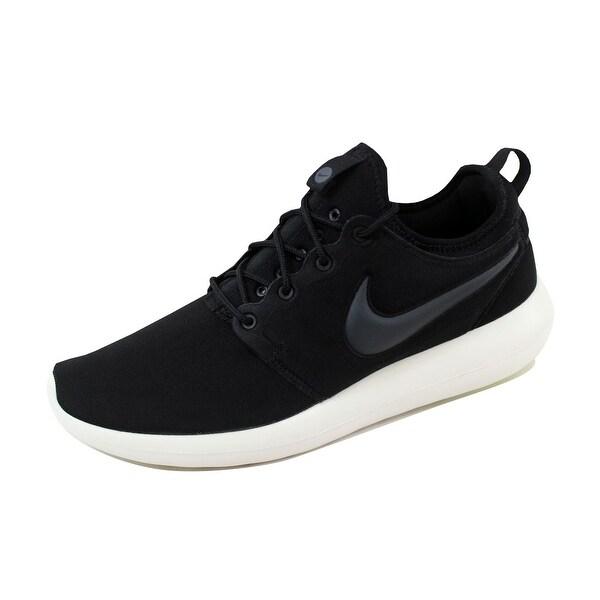 968b7daf9260 ... Men s Athletic Shoes. Nike Men  x27 s Roshe Two Black Anthracite-Sail  844656-003