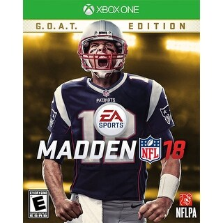 Madden NFL 18 G.O.A.T. Edition - Xbox One
