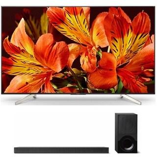 Sony XBR65X850F 65-Inch 4K Ultra HD Smart LED TV (2018) with 2.1ch Soundbar