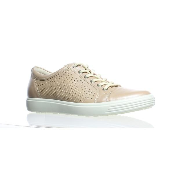 ad3174c80de Shop ECCO Womens Soft 7 Pink Fashion Sneaker EUR 42 - Free Shipping ...