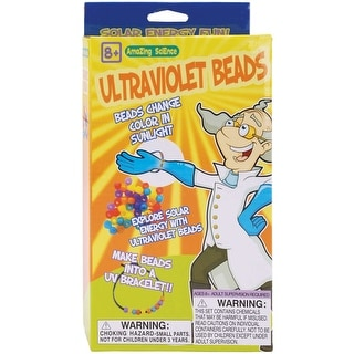 Amazing Science Ultraviolet Bead Kit-