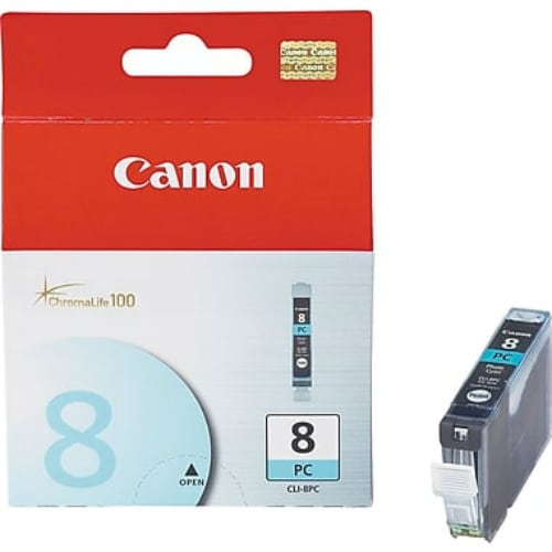 Canon CLI-8PC Ink Cartridge - Photo Cyan CLI-8PC Ink Cartridge - Photo Cyan