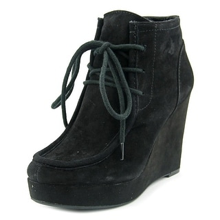 Nine West Baby Girl Round Toe Suede Chukka Boot