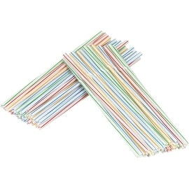 Ekco 50Pc Flex Neck Straws