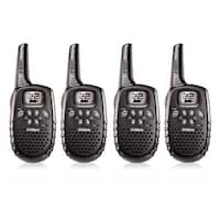 Uniden GMR1635-2 (4-Pack) Two-Way Radios w/ Call Tone & Roger Beep