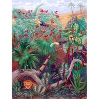 Carolines Treasures 7144GF Bird - Toucan Flag Garden Size