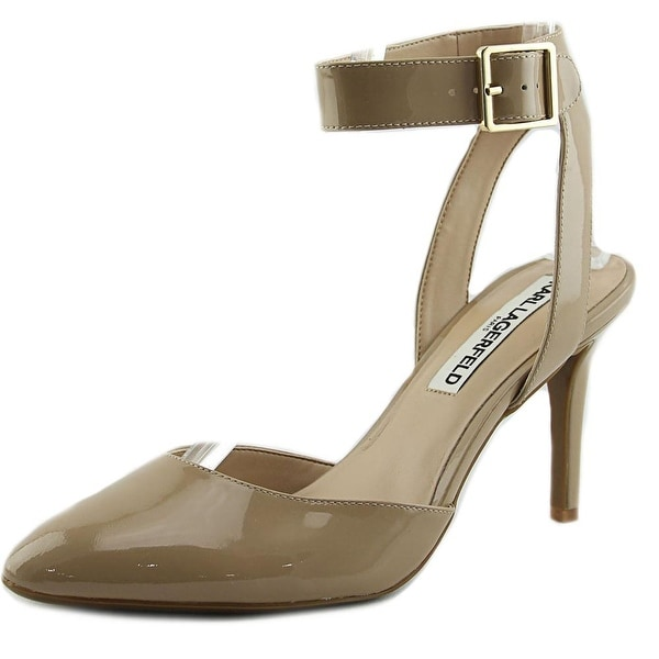 4b65509e4a5 Shop Karl Lagerfeld Jaclyn Round Toe Patent Leather Heels - Free ...