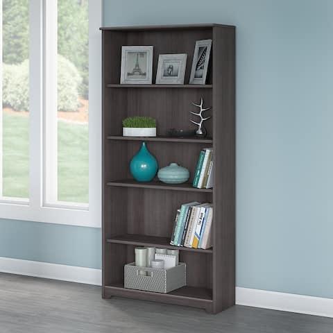 Copper Grove Daintree 5-shelf Bookcase.