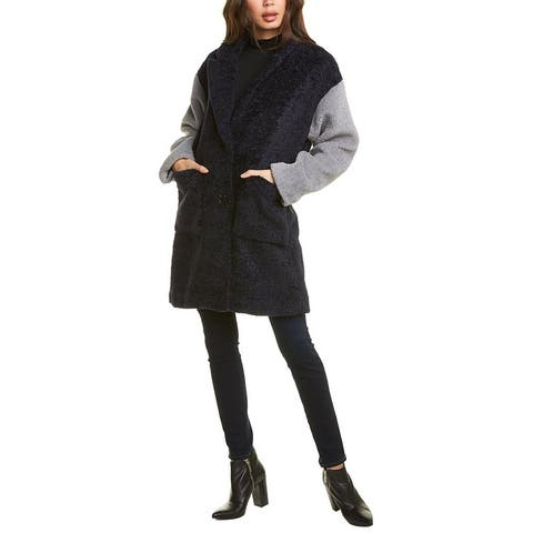 Court & Rowe Haley Teddy Coat