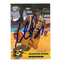 c814b27bc85 Shop Ronny Turiaf Autographed Basketball Card Los Angeles Lakers ...