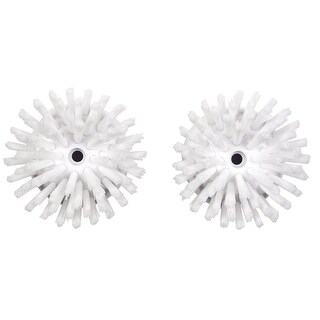OXO Good Grips 1256500 Soap Squirting Palm Brush Refills, Set of 2