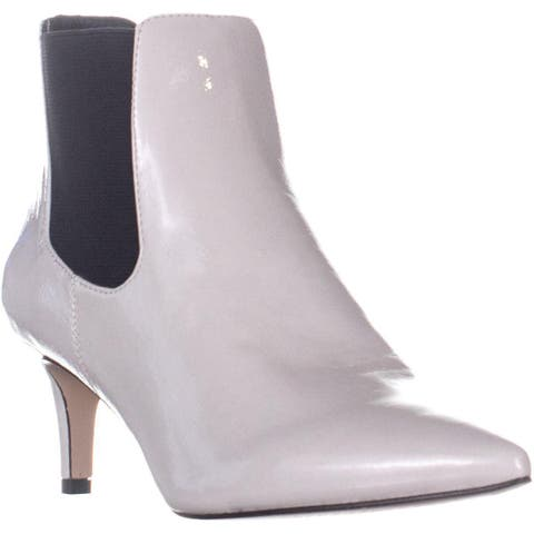 Jessica Simpson Radeline Pointed Toe Ankle boots, Coconut Creme