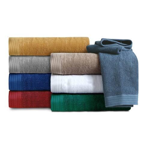IZOD Everyday Cotton Washcloths, 6-Pack