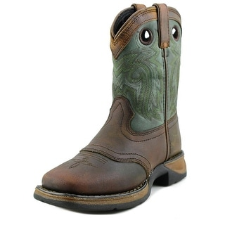 Durango Lil Durango Youth Pointed Toe Leather Brown Western Boot