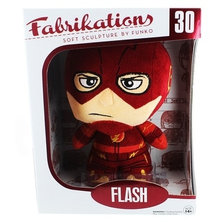 "DC Comics Funko Fabrikations 6"" Plush: TV Flash"
