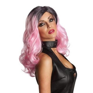 Rubie's Womens Deluxe Fame Monster Costume Wig Halloween Party - o/s
