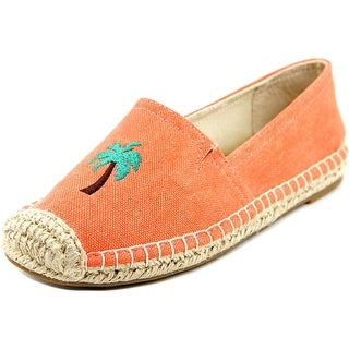 143 Girl Island Women Round Toe Canvas Espadrille