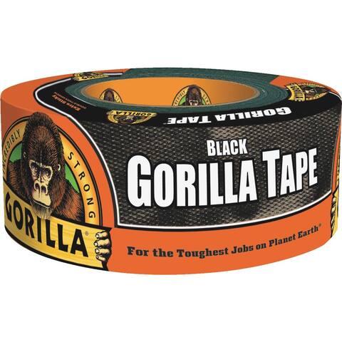 Gorilla 12Yd Black Gorilla Tape