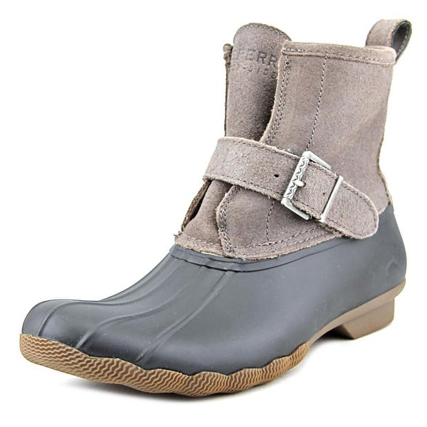 Sperry Top Sider Rip Water   Round Toe Synthetic  Rain Boot