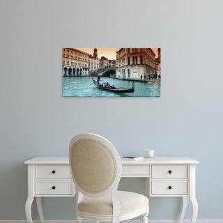 Easy Art Prints PhotoINC Studio's 'Venice' Premium Canvas Art