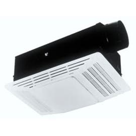 Buy bathroom exhaust fans online at overstock our best bath deals broan 655 deluxe bathroom heaterfan with light aloadofball Images