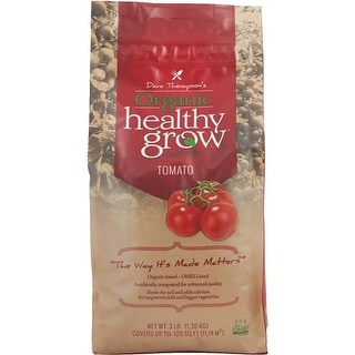 Pearl Valley Organix 3Lb Organic Tomato Food HGR336T3 Unit: EACH