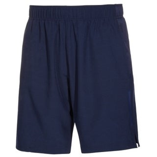 Ideology NEW Navy Blue Mens Medium M 2-In-1 Athletic Training Shorts