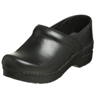Dansko Womens Leather Proffesional Clogs