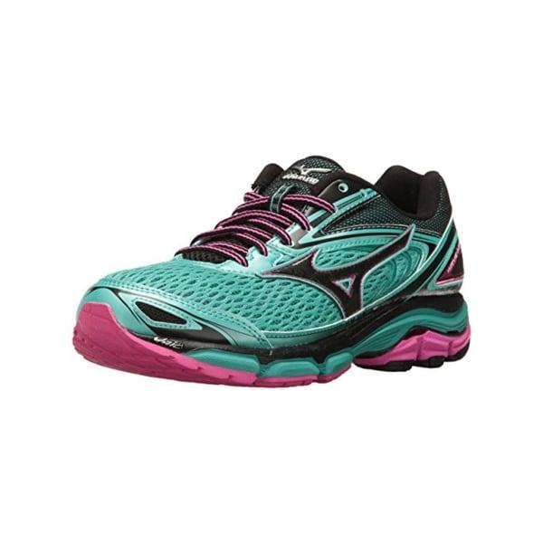 various colors 21431 f21f2 Mizuno Womens Wave Inspire 13 Running Shoes Signature Mesh - 7 medium (b,m