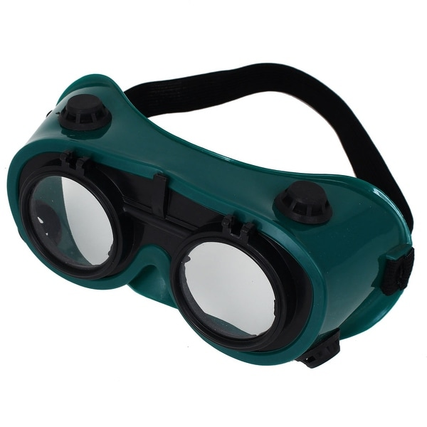 Elastic Strap Grinding Cutting Welding Goggles Eyes Protector Glasses