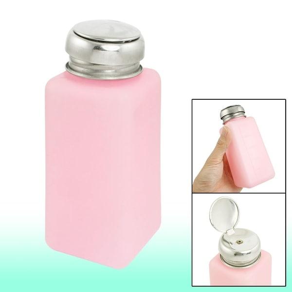 929ea6c44558 Laboratory Metal Cap Liquid Container Alcohol Bottle 8 oz