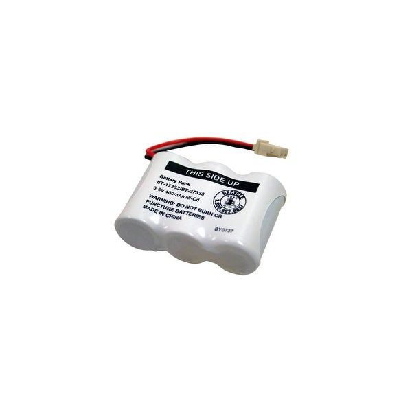 Replacement For VTech BT17333 Cordless Phone Battery (400mAh, 3.6V, NiCD)