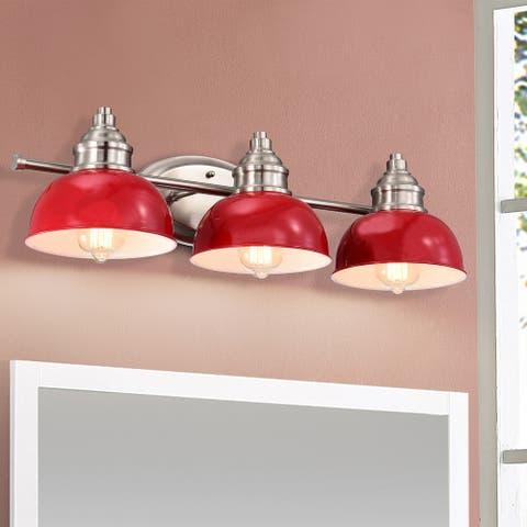 3 Light dimmable Bathroom Vanity Lights
